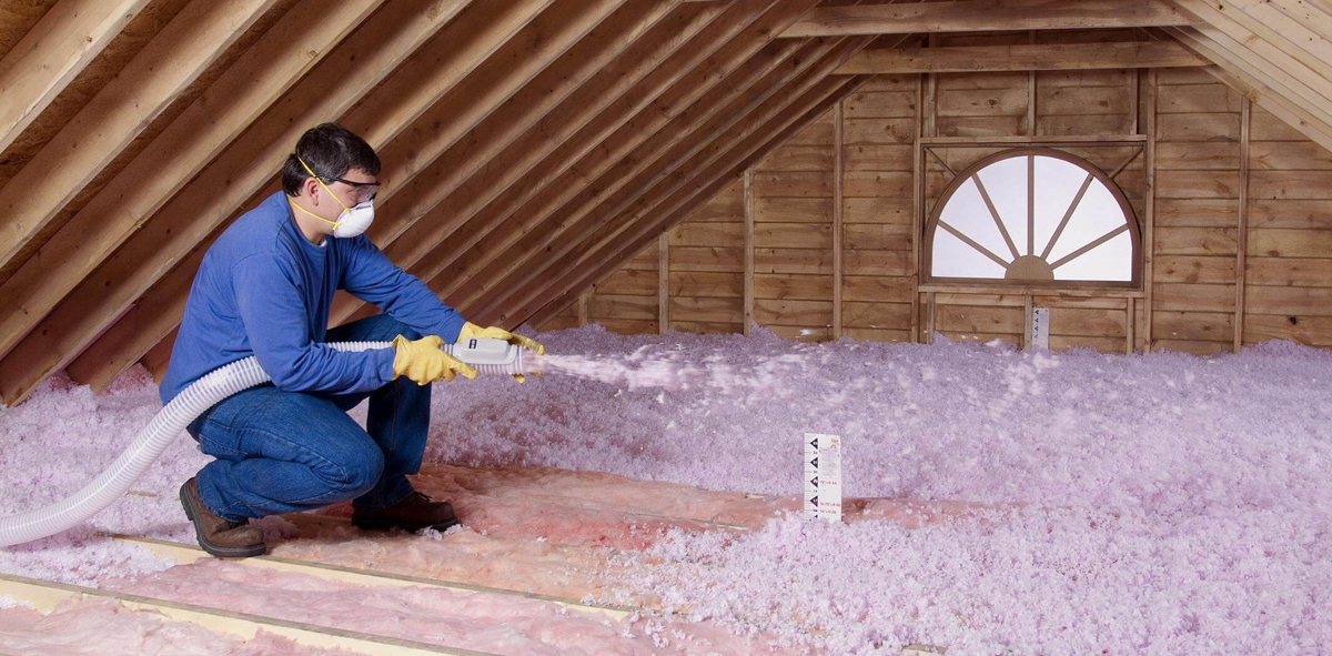 attic insulation in richmond hill